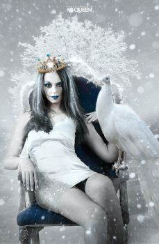 IceQueen by LordVenomTLD