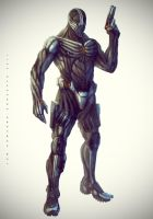 Exo Suit by TomEdwardsConcepts