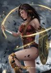 Wonder Woman by rikips