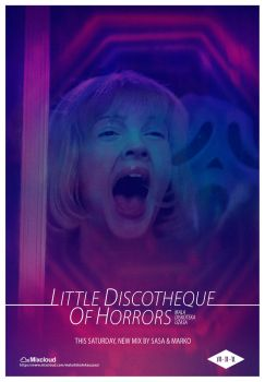 Little Discotheque Of Horrors (Scream) by DustGraph