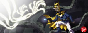 Doctor Chiroptera and the Phantom Claws by tnperkins