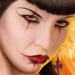 Spirit of the crow close up1 by fantasio