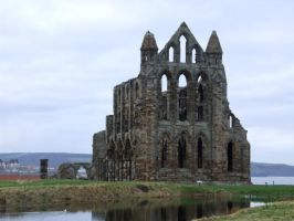 Whitby Abby 3 by TimeWizardStock