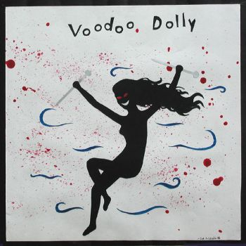Voodoo Dolly by shiftercat