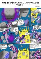 The Ender portal Chronicles part 3 by CIRILIKO