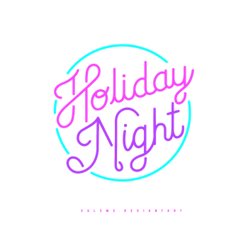 [LOGO]Girls' Generation-Holiday Night by vul3m3