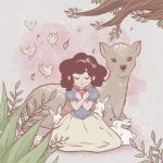 Snow White by FeSSilveira