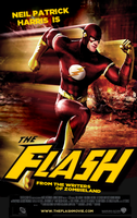 The Flash Movie Poster NPH by Jo7a