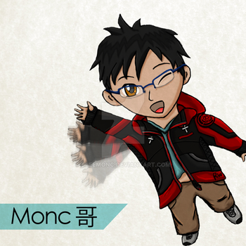Monc Goh by Sleemonc
