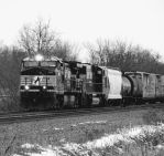 Norfolk Southern 9844 by LDLAWRENCE