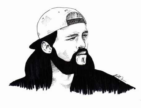 kevin smith by 666Gadget666