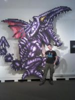 Life-Sized Ridley CosPIX by ChozoBoy