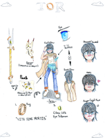 Arin and Rener Official Ref Sheet TOR by 1pieceluver