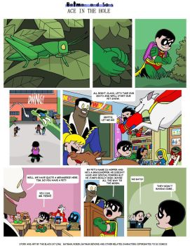 Ace in the Hole Page 1 by The-BlackCat