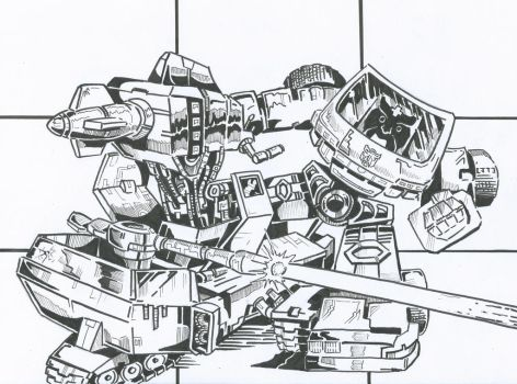 aerialbots coloring pages - photo#23