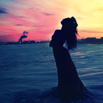 At Sunset by KayleighJune