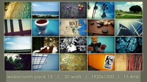 widescreenpack 13 by ether