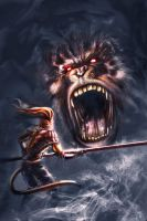 The Monkey King by keithsith