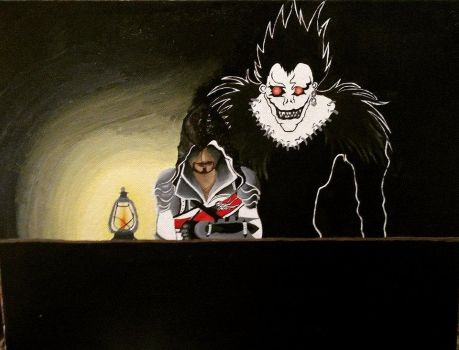 Death Note by heatwill