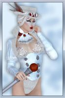 cold as ice by Jazzine