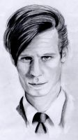 Matt Smith by indySkye