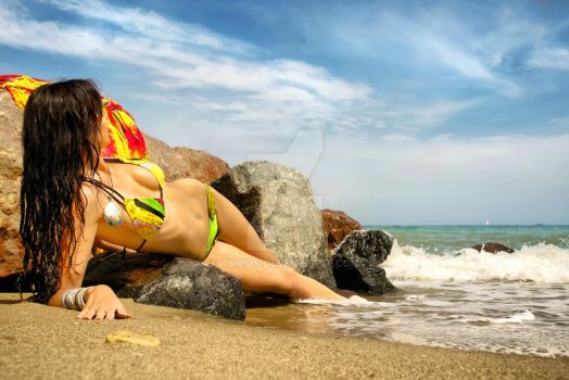 Centro balneare by Tars1s