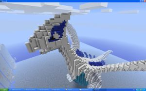 Lugia 3D Picture 5 by Miccopicco