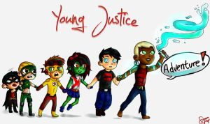 Baby Justice by Vannila-cat