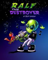 Ralf the Destroyer - Colors by GeorgeSellas