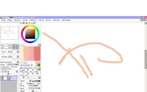 my paint tool sai by brookyjohnson
