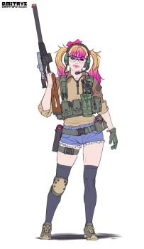 Tacticool Peach by Dmitrys
