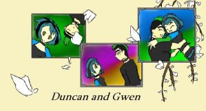 Duncan and gwen photos by seths-girl