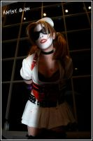 Harley Quinn: Light's Out by anda-chan