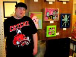 Drew Schermick Art One Gallery 07-31-14 by drewschermick