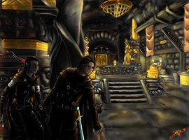 Theft at the Temple of Dibella by Haekate