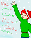 Mark's Merry Christmas! by 14AmyChan