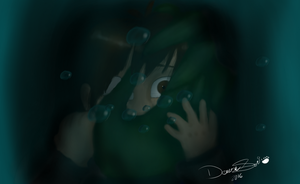 Drowning in the .... Death Roll by DevennaSori