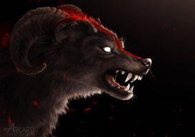 Growl by Arkarti