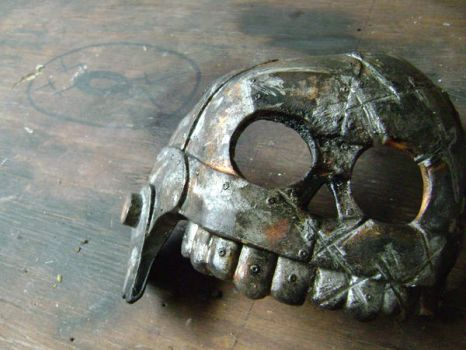finished skull mask by IOEFXPROCPP2323