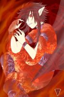 Sealed in Fire by neji-hinata