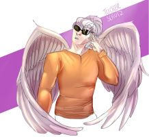 i can be ur angle by 0tt0maton