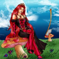 Red Queen by charligal
