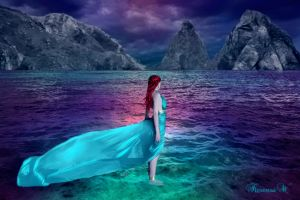 SEA OF DREAMS by KerensaW