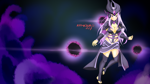 i'm not a syndra OTP by kamaboko117