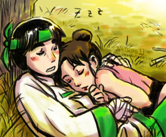 Resting by natsumi33