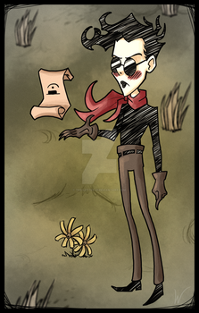Puppet Master Wes by The-Letter-W