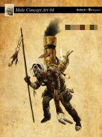 Edge of Twilight game Character 08 by RodGallery