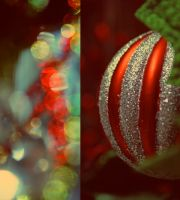 Holiday Diptych by CozyComfyCouch