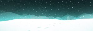 I miss you ice, cold, winter, etc by peerro