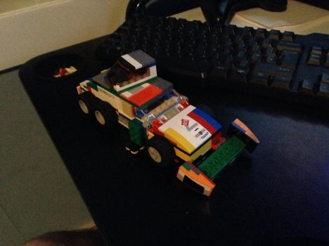 My Lego vehicle  by TheAutisticKid1